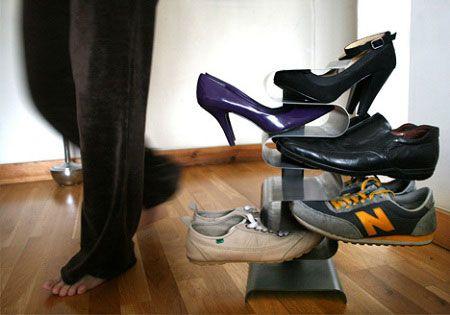 Креативные вещички Подставка для обуви
