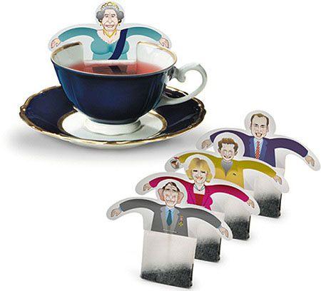 Креативные вещички Чайные пакетики