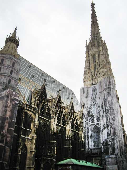 Музеи и достопримечательности Вены Собор святого Стефана