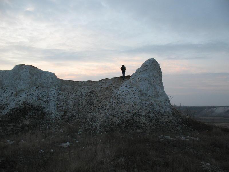 Горы Воронежской области Белый колодец