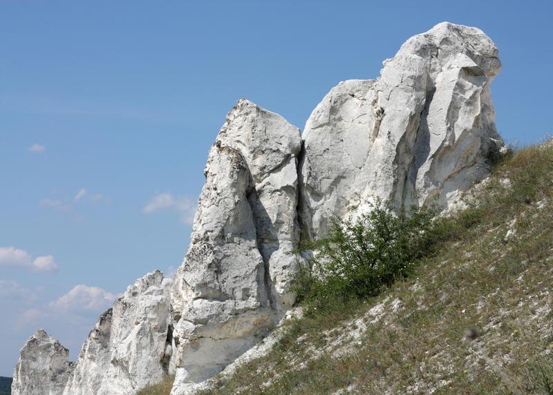 Горы Воронежской области