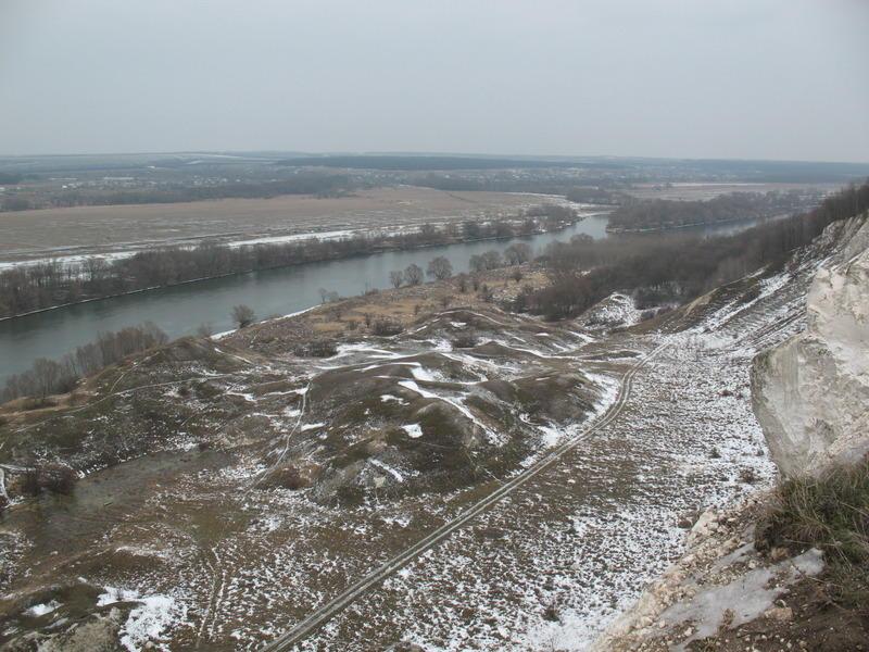 Горы Воронежской области Сторожевое