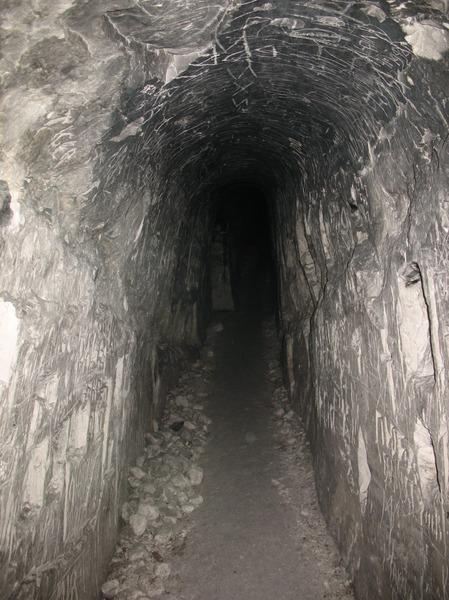 Горы Воронежской области Подземные ходы Шатрищенского скита