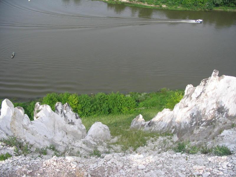 Горы Воронежской области Белогорье
