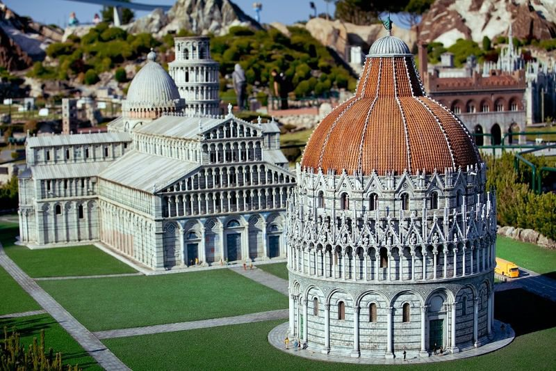 Италия в миниатюре