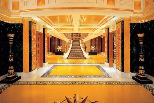 Уникальный отель Burj Al Arab