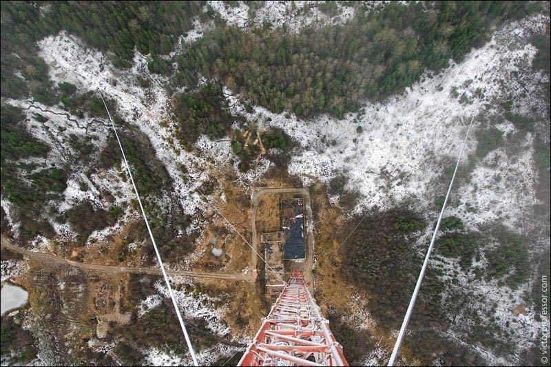 Самый высокий абандон Лучше посмотрим еще раз вниз (оригинал).