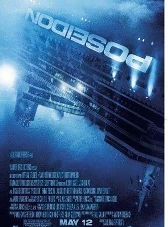 25 грандиозных кинопровалов  Посейдон , 2006 год бюджет $160 миллионов , сборы $ 60,7 миллионов