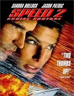 25 грандиозных кинопровалов  Скорость 2, 1997 год, бюджет $160 миллионов, сборы $ 48,6 миллионов