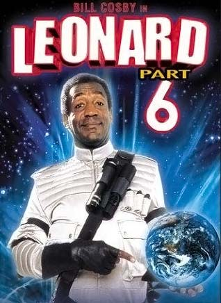 25 грандиозных кинопровалов  Леонард. Часть 6, 1995 год, бюджет $нет данных, но приличный , сборы $ 4,6 миллиона