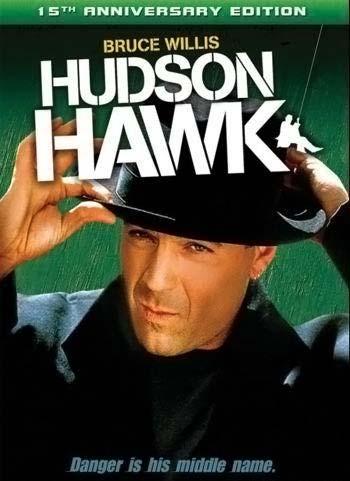 25 грандиозных кинопровалов  Гудзонский ястреб, 1991 год, бюджет $65 миллионов , сборы $ 17,2 миллиона