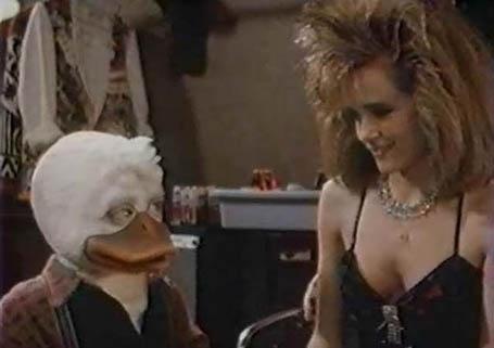 25 грандиозных кинопровалов  Утка Говард, 1986 год, бюджет $37 миллионов , сборы $ 16,3 миллиона