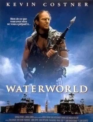 25 грандиозных кинопровалов  Водный мир, 1995 год, бюджет $175 миллионов , сборы $88,2 миллиона