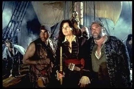 25 грандиозных кинопровалов  Остров головорезов, 1995 год, бюджет $98 миллионов , сборы $10 миллионов