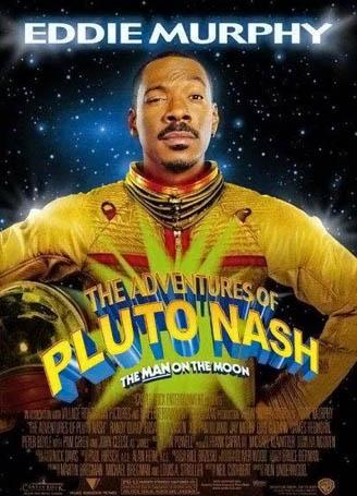 25 грандиозных кинопровалов  Приключения Плуто Нэша, 2002 год, бюджет $100 миллионов , сборы $ 4,4 миллиона