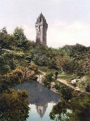 Далекое прошлое Шотландии