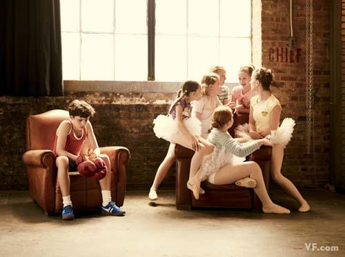 Лучшие фото года. Vanity Fair Мюзикл