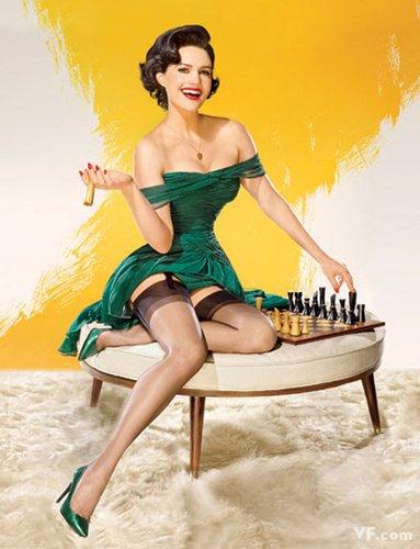 Лучшие фото года. Vanity Fair Карла Гуджино. Photograph by Matthew Rolston; styled by Ryan Hastings
