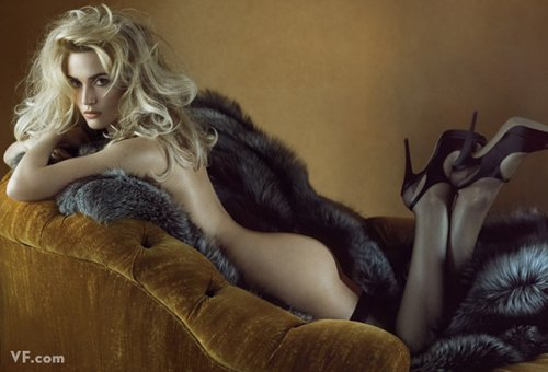 Лучшие фото года. Vanity Fair