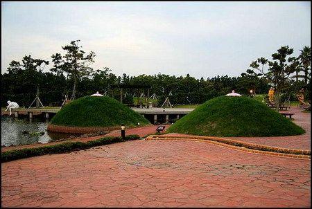 Парк любви на острове Джейджу