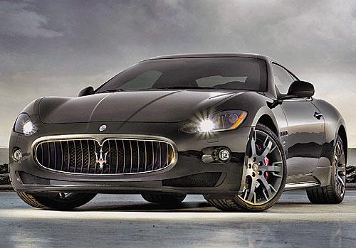 Суперхиты автосалона в Детройте Суперзаряженная версия Maserati Quattroporte Sport GT S