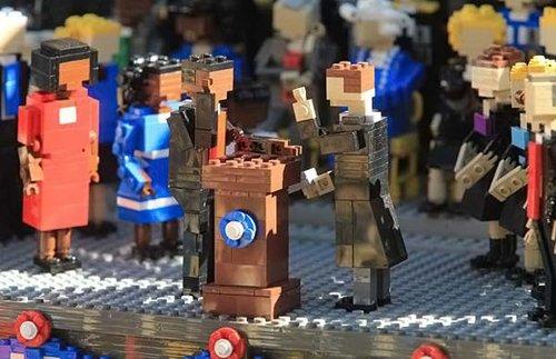 Lego-инаугурация