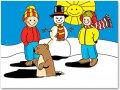 Открытки - Праздники - День сурка