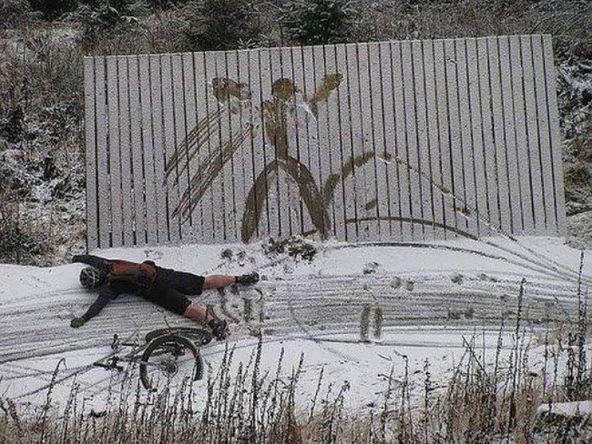 Фото приколы, курьезы: Спортивные -
