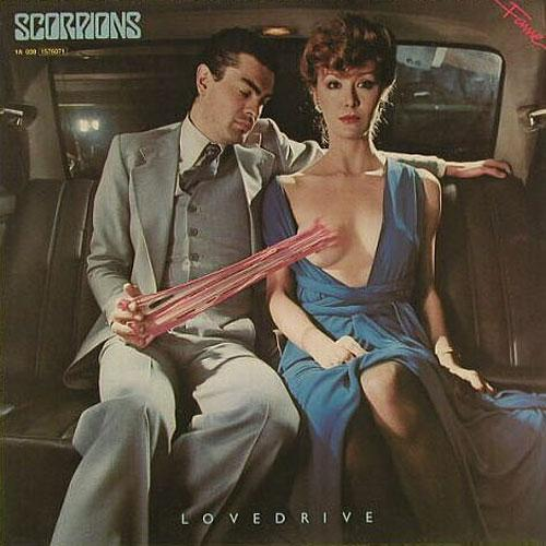 The Scorpions - Lovedrive