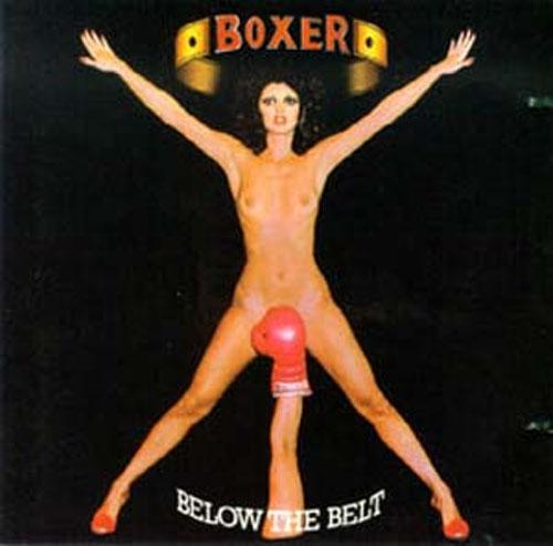Boxer - Below the Belt