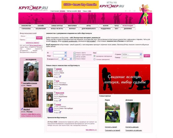 Сайт Тесных Знакомств