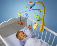 Как выбрать игрушки для новорожденного?