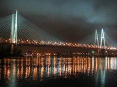Какой мост в Санкт-Петербурге самый молодой и самый нужный?