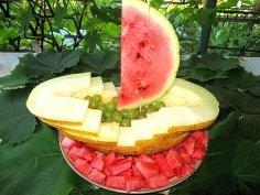Как сохранить 90% урожая фруктов? Арбузы, дыни, виноград