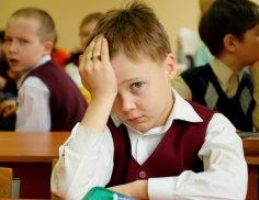 Почему ребенку в школе плохо?