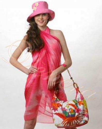 Как сделать платье из обычного платка?
