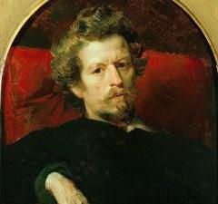 Карл Брюллов, или Какой художник владел Сверкающей кистью России?
