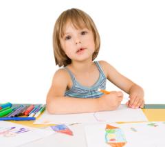 Какие рисуночные тесты можно провести с ребенком?  Тест «Несуществующее животное». Часть 1