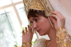 Как москвичи в старину одевались?