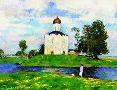 Художник С.В. Герасимов – мастер помпезного соцреализма или тонкий лиричный пейзажист?