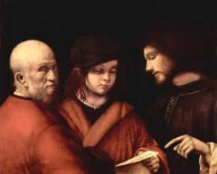 Джорджоне: как художник Возрождения ввел в свою живопись настроение?