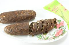 Окунемся в детство. А вы пробовали шоколадную колбаску?