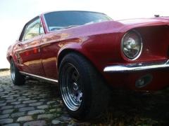 Ford Mustang - американская классика?