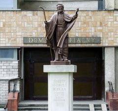 Белорусский святой Андрей Бобола, или Как большевики расплатились с папой Римским?