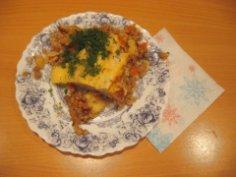 Как приготовить болгарский обед? Мусака