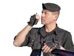 Чем интересна работа охранника?