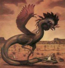 Кто такой василиск – мифическое чудовище или реальное животное?