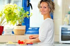 Как работающей маме успевать готовить вкусно и полезно?