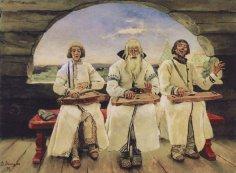 Русская народная песня - что она собой представляет?