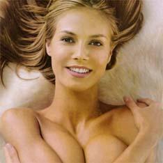 Самой сексуальной моделью стала очень дорогая немка